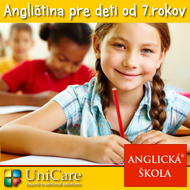 English classes for children adults with native speakers