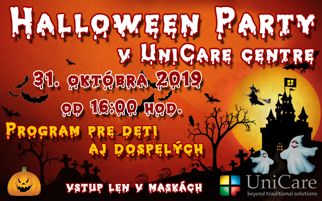 UniCare Halloween Party